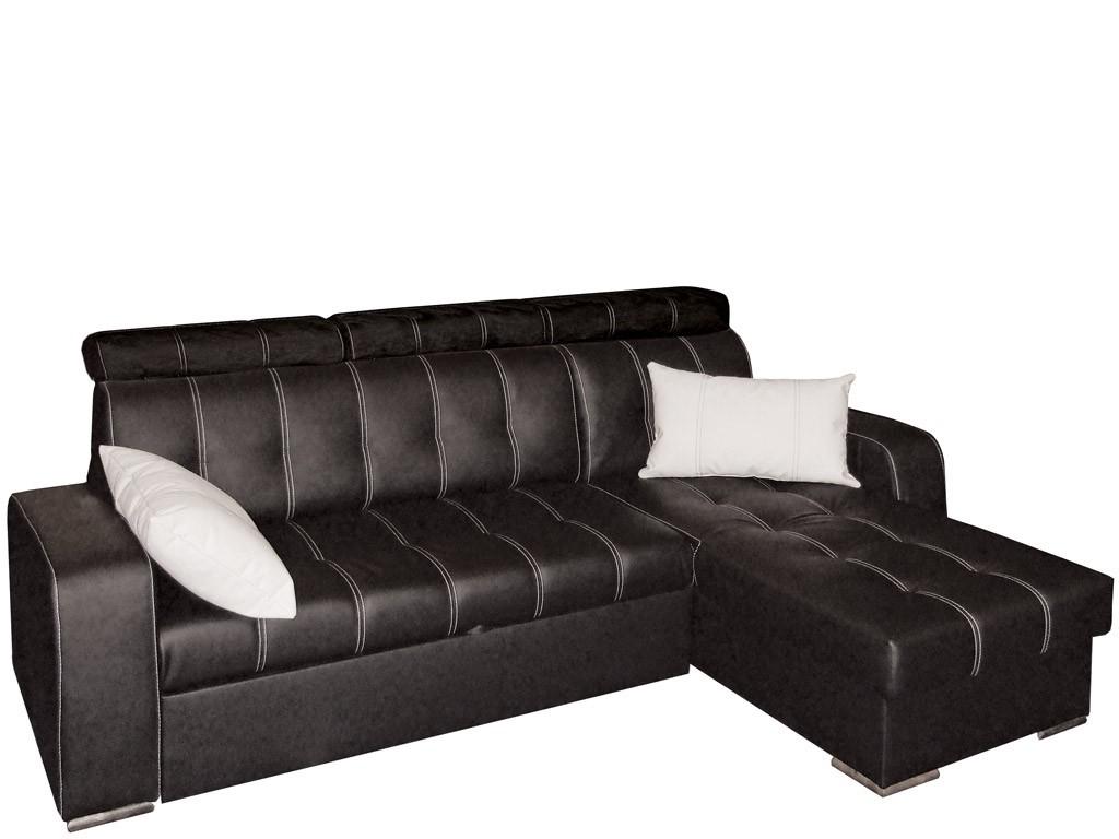 Jasper Bis corner sofa bed
