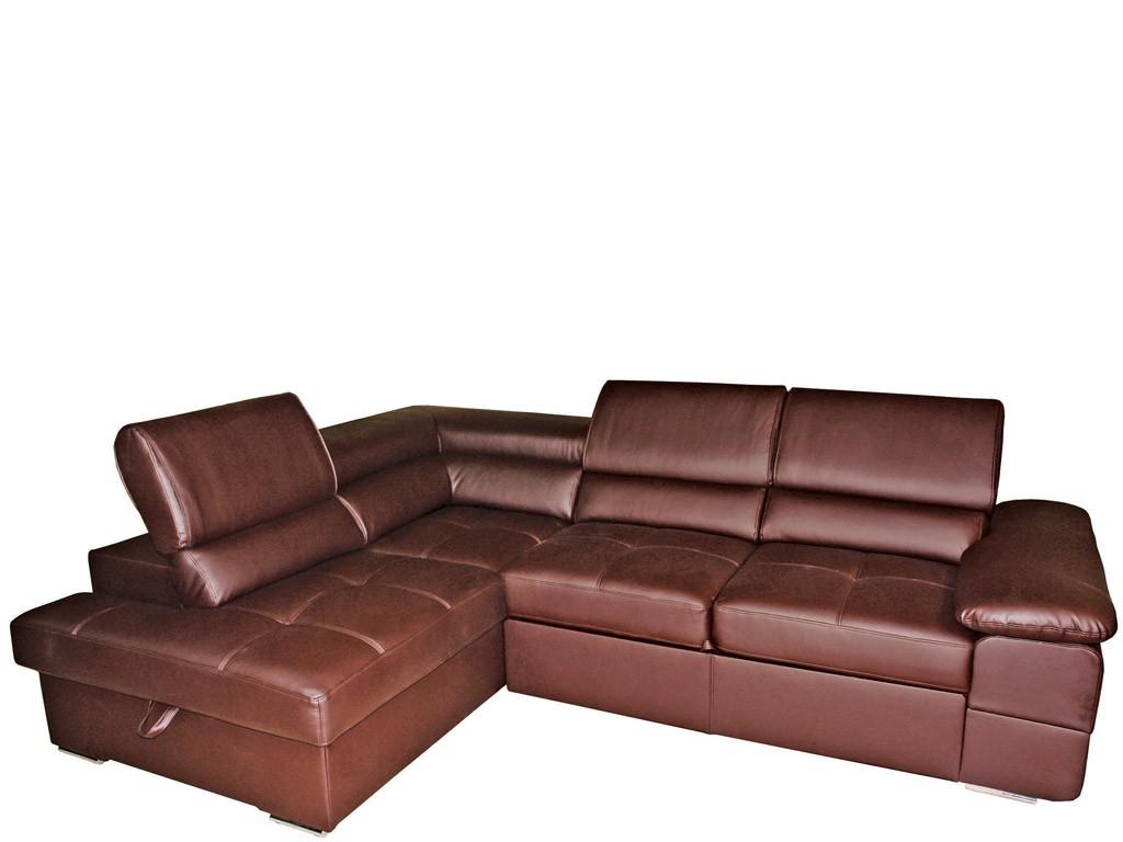 Carmen corner sofa bed