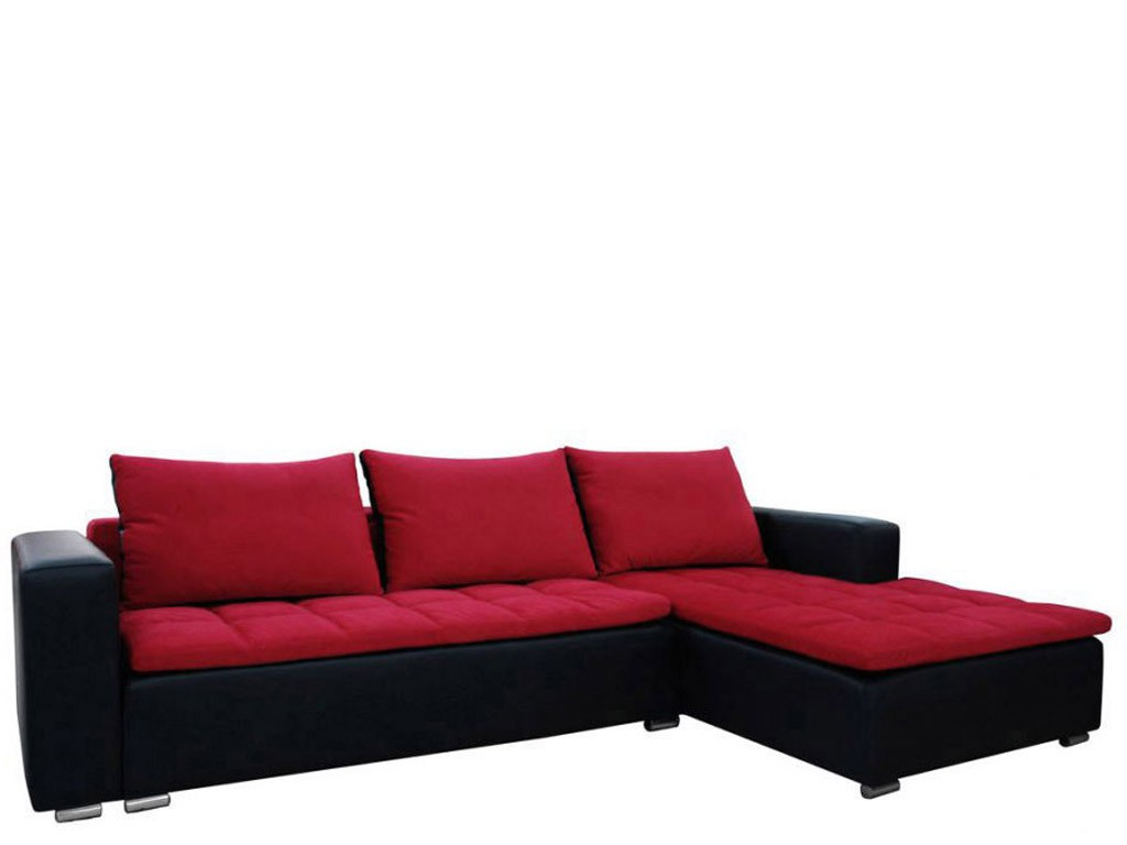 Evans corner sofa bed