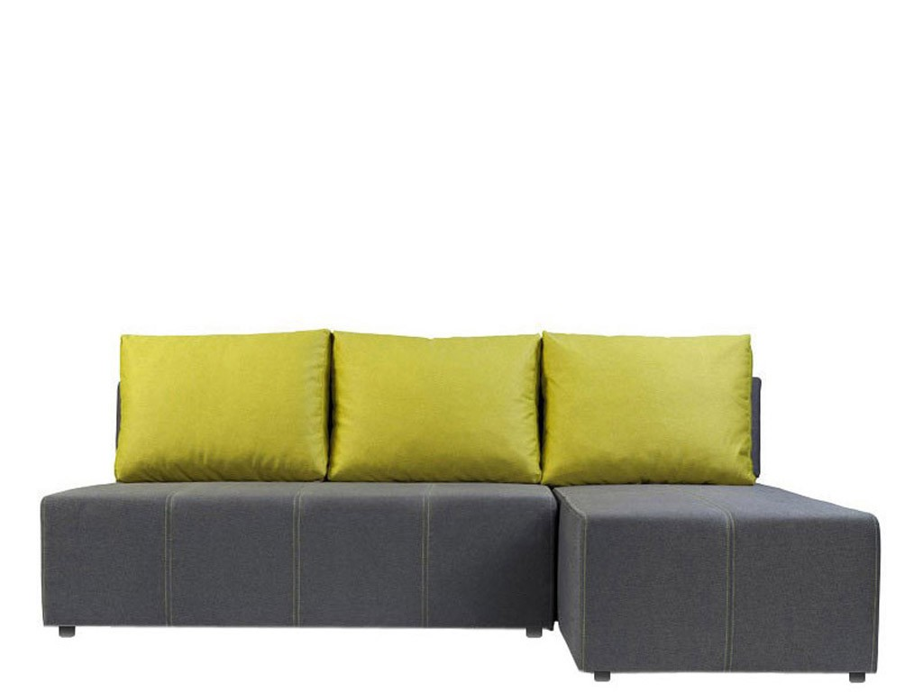 Alan corner sofa bed