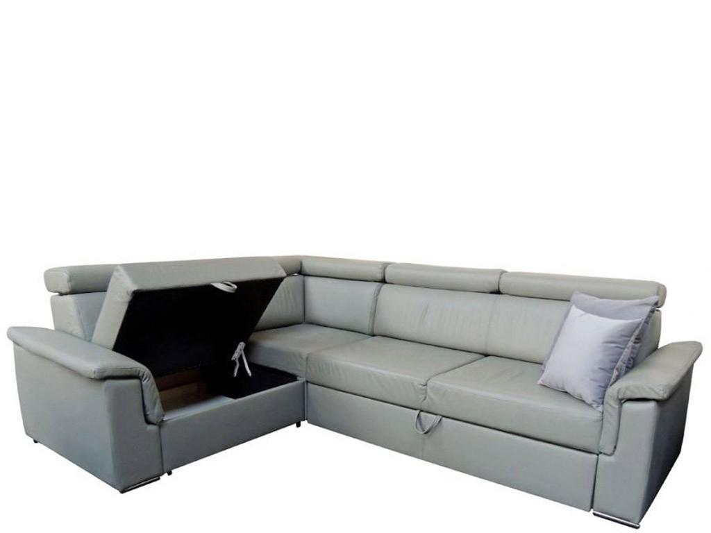 Konor 2 corner sofa bed