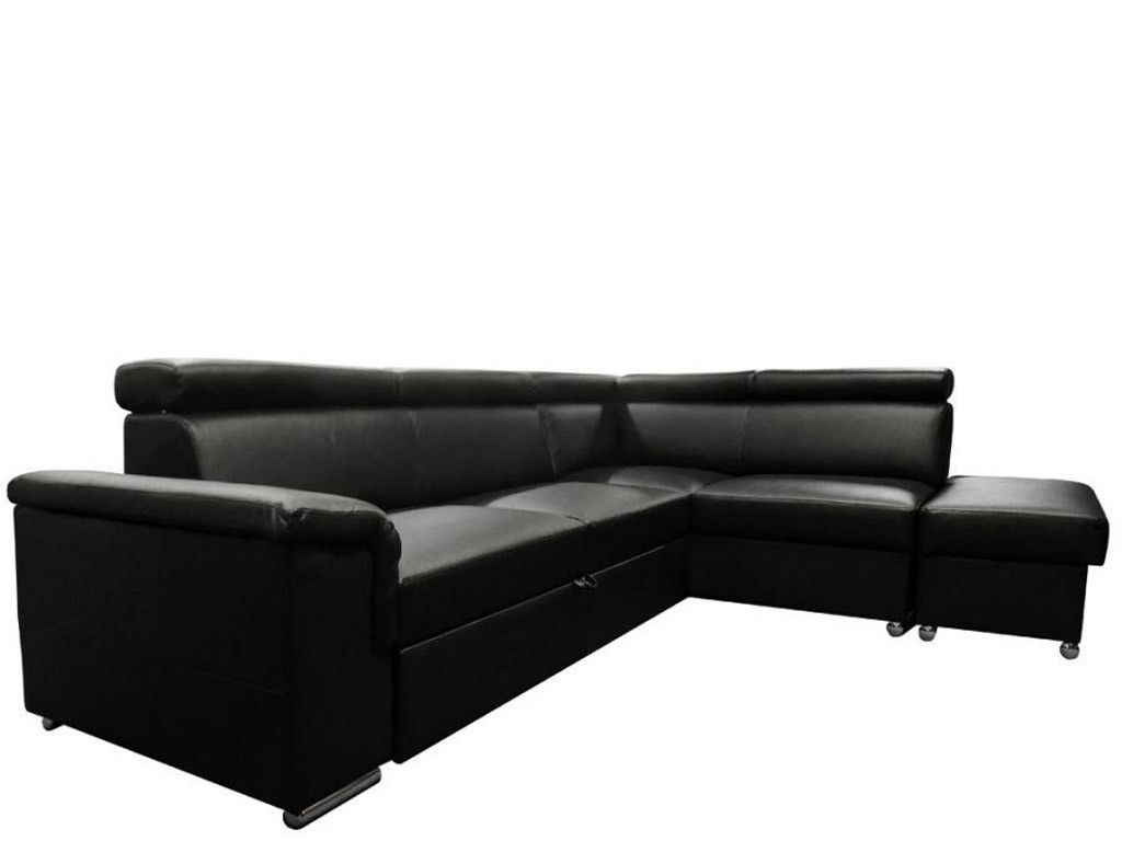 Konor corner sofa bed