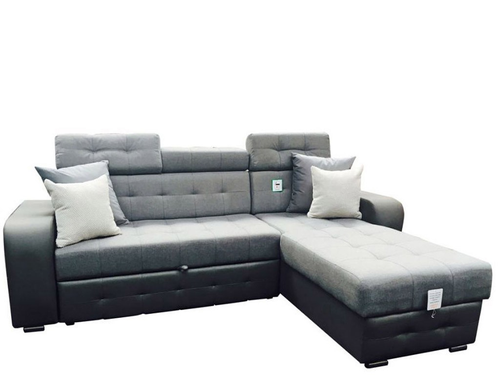 Pablo corner sofa bed