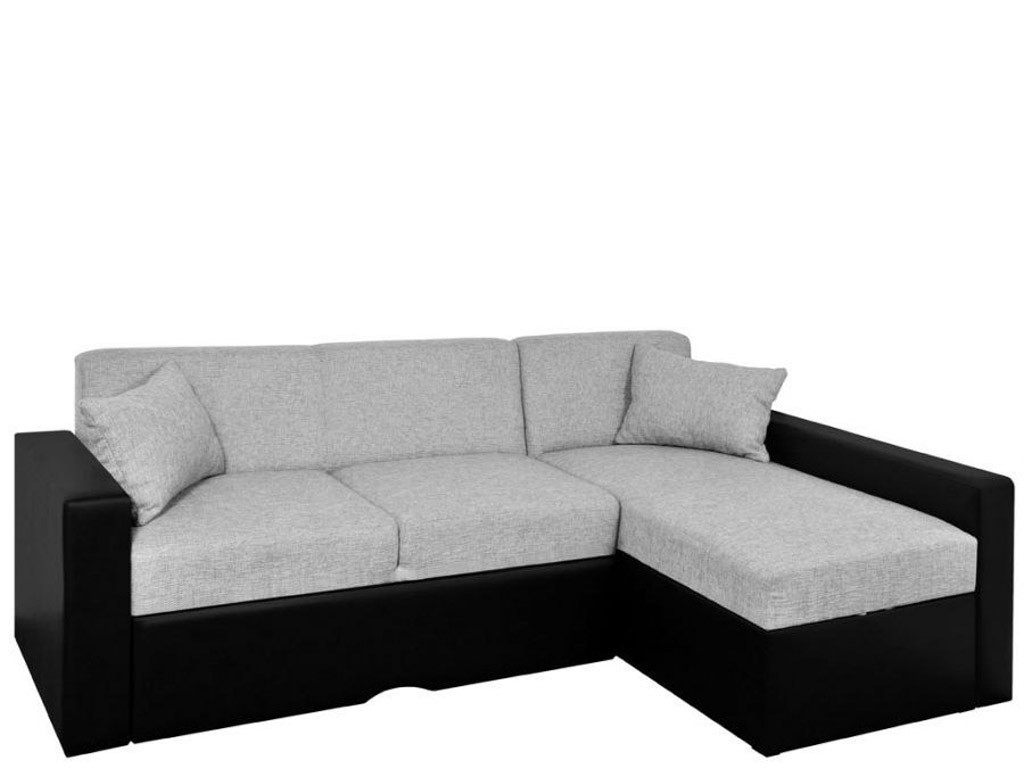 Palermo corner sofa bed