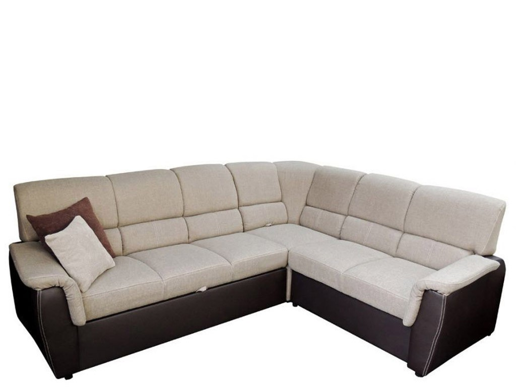 San Diego corner sofa bed