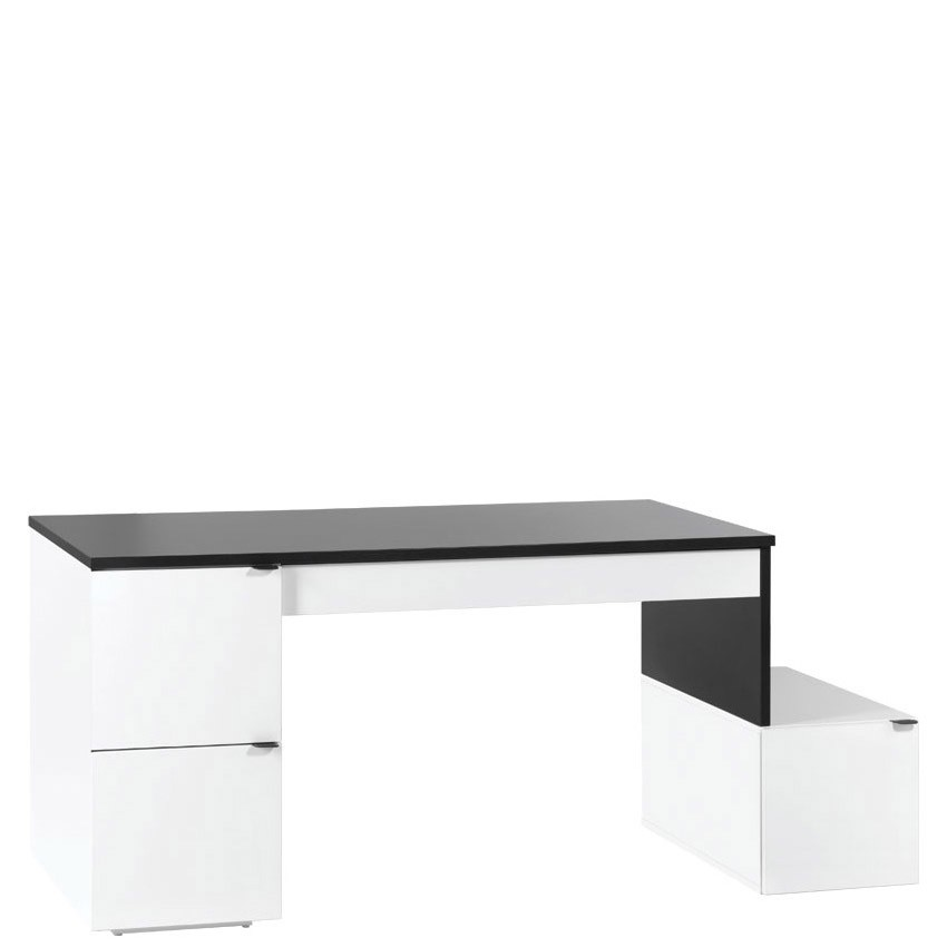 Young Users desk 140 with cabinet