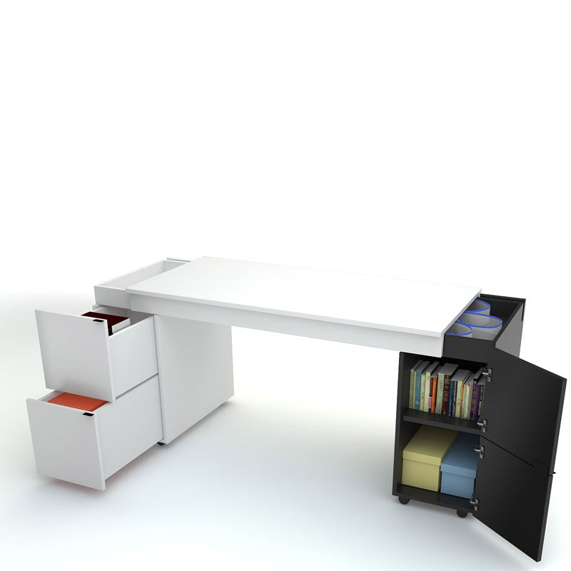 Young Users Sliding desk TRANSFORMERS