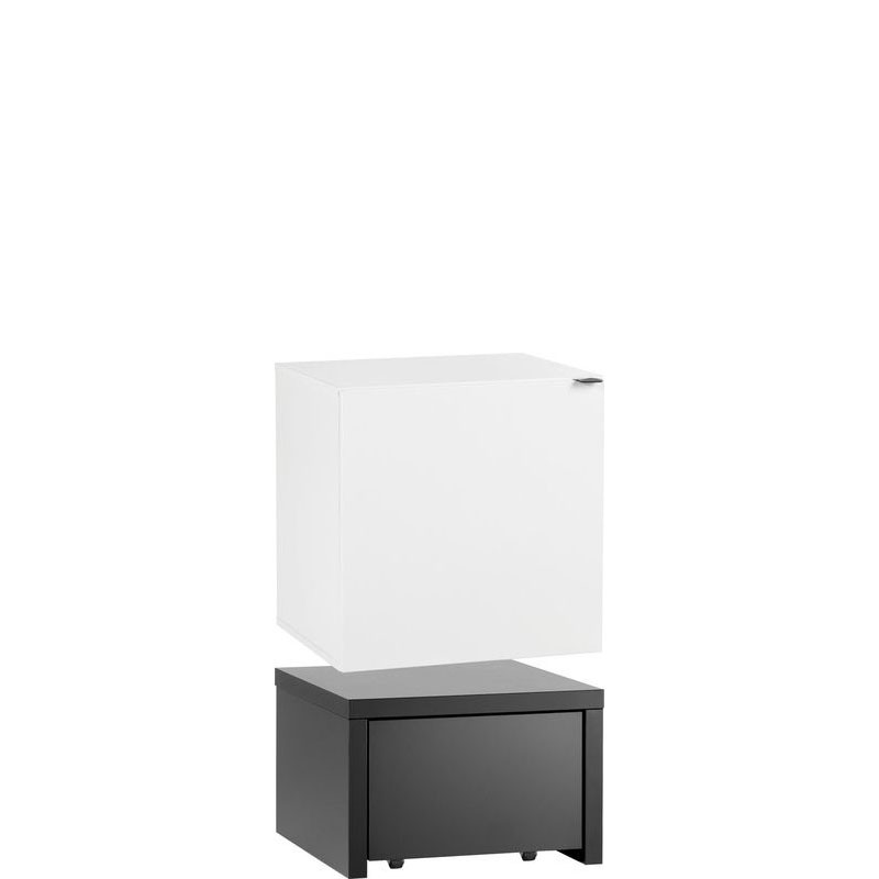 Young Users cube cabinet with 53x53 base unit and a drawer