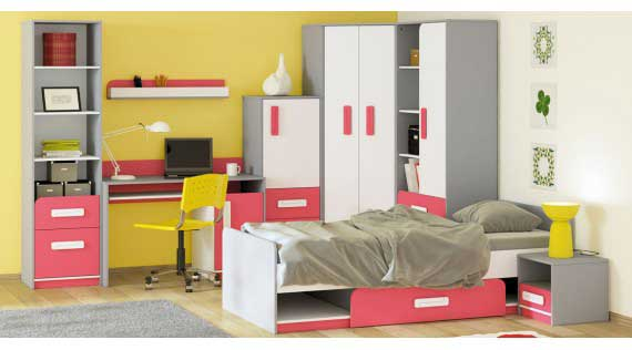 IQ-furniture for the youth room