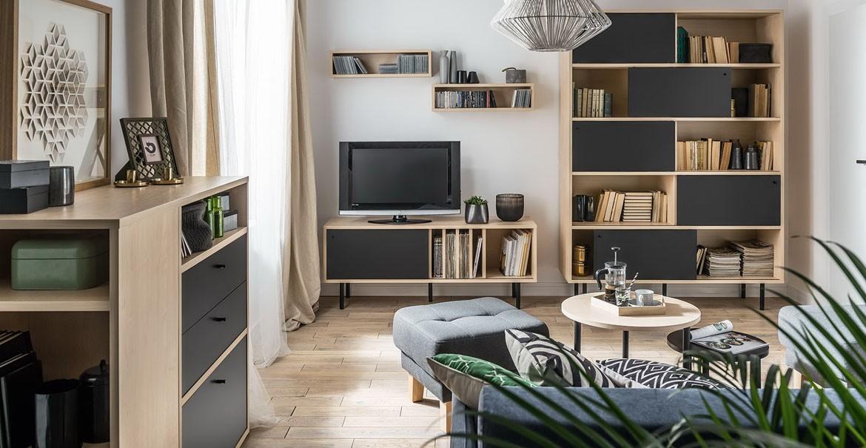 Euro Furniture - Polish furniture UK, Black Red White London ...