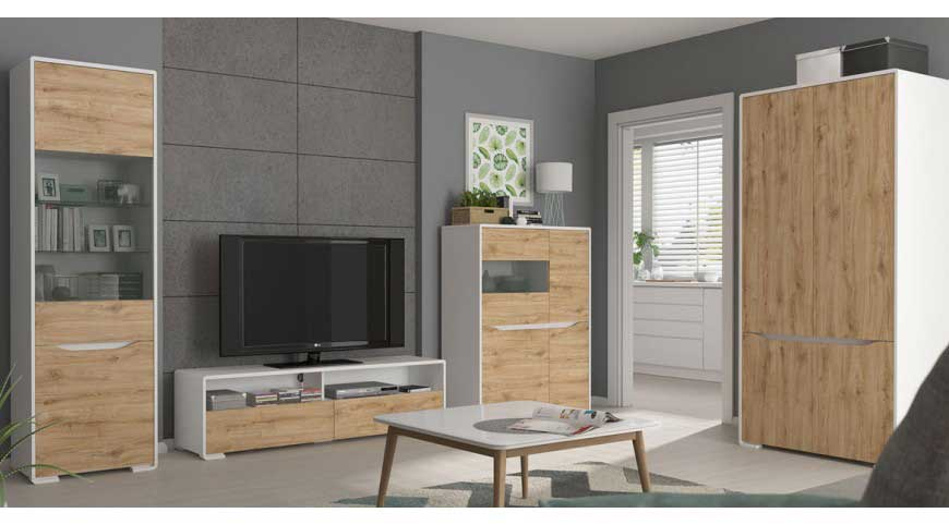 With the Haren collection, you can easily arrange a living room in a modern and timeless style